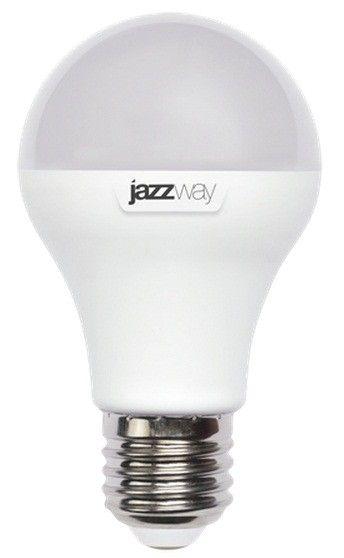 Светодиодная лампа Jazzway ЛОН A60 E27 15W 5000K 4K матовая PLED-SP A60  .2853035