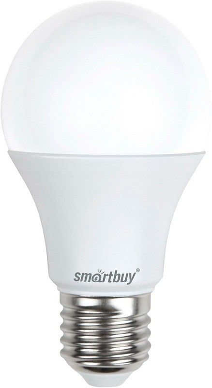 Светодиодная лампа Smartbuy ЛОН A60 E27 13W(1040m) 6000K 6K 119x60 SBL-A60-13-60K-E27