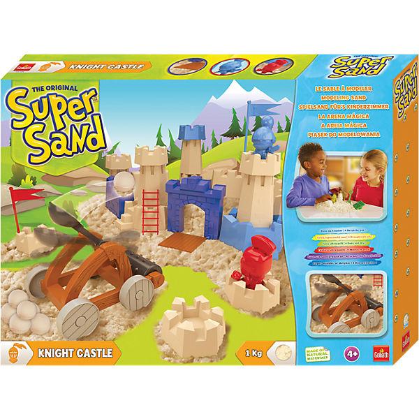 Песок Super Castle Knight Goliath GLH83292