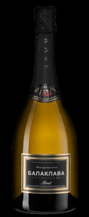 Balaklava Chardonnay Brut, 0.75 л.