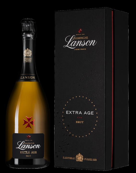 Lanson Extra Age Brut, 0.75 л.