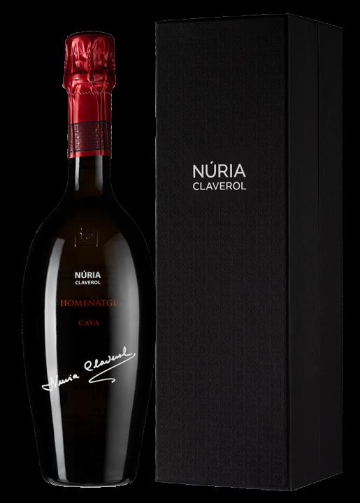 Cava Nuria Claverol Homenatge, 0.75 л., 2014 г.