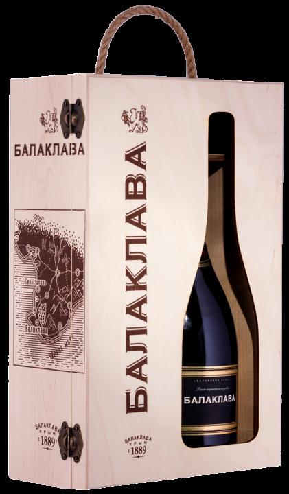 Набор игристых вин Balaklava (2 btl.), 0.75 л.
