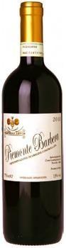 Piemonte Barbera DOC 0.75 красное сухое