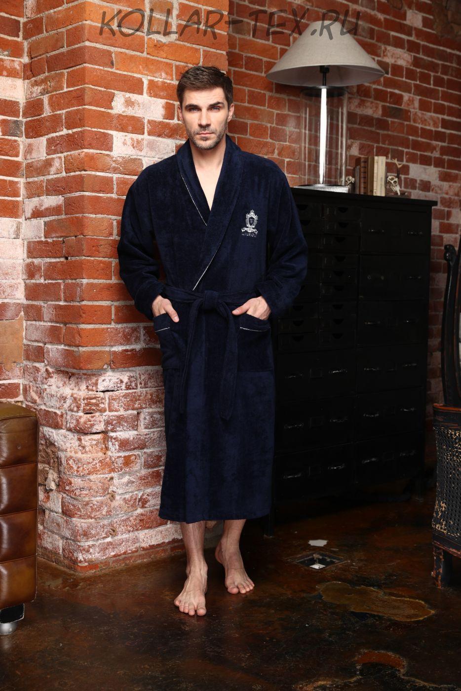 Классический мужской халат Vittore , Five Wien