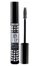 Lux visage Тушь для ресниц Pin–Up. Doll Lashes ультра черная, 7 г.