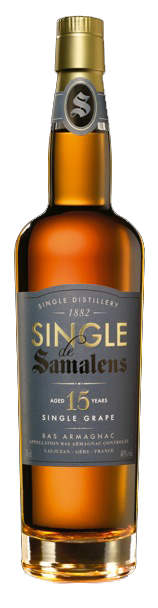 Single de Samalens 15 Years Old, 0.7 л.