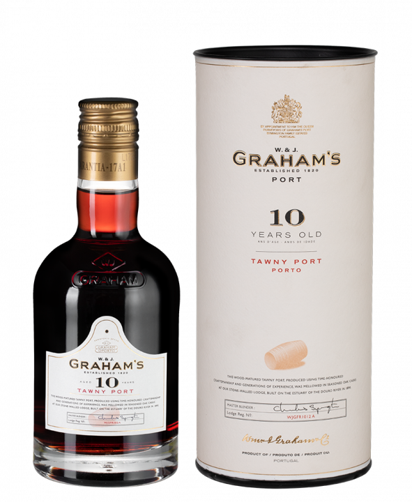 Graham's 10 Year Old Tawny Port, 0.2 л.
