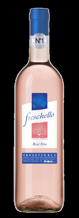 Freschello Rosato, 0.75 л.