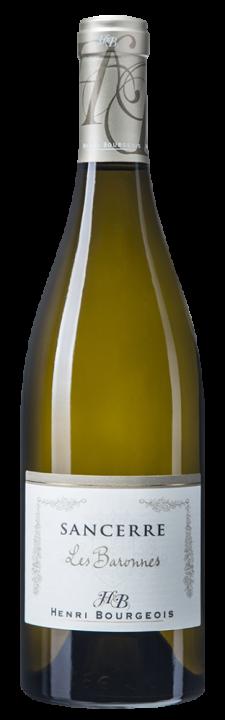 Sancerre Blanc Les Baronnes, 0.75 л., 2017 г.