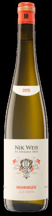 Mehringer Alte Reben, 0.75 л., 2016 г.