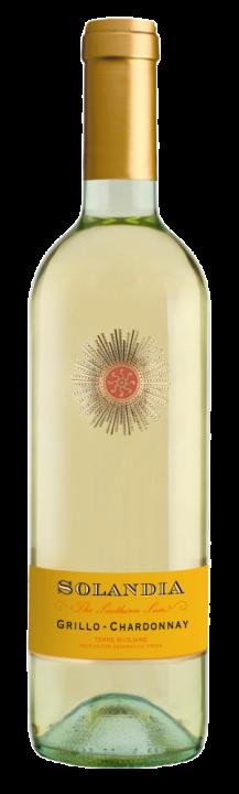 Solandia Grillo-Chardonnay, 0.75 л., 2015 г.