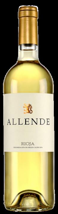 Allende Blanco, 0.75 л., 2014 г.