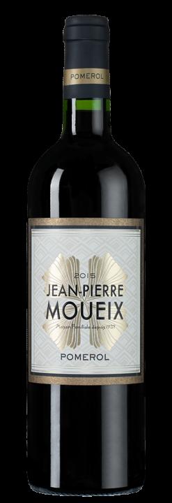 Jean-Pierre Moueix Pomerol, 0.75 л., 2015 г.