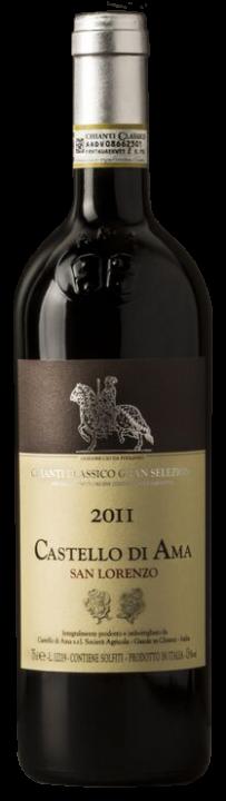 Chianti Classico Gran Selezione San Lorenzo, 0.75 л., 2014 г.