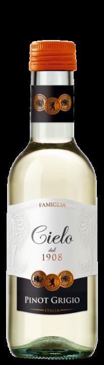 Pinot Grigio, 0.187 л., 2017 г.