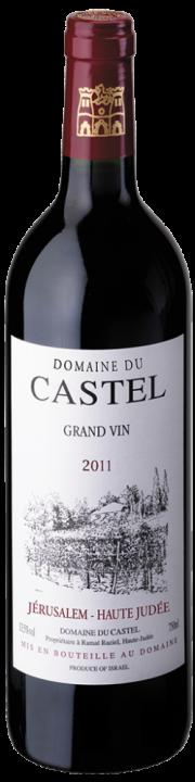 Castel Grand Vin, 0.75 л., 2015 г.