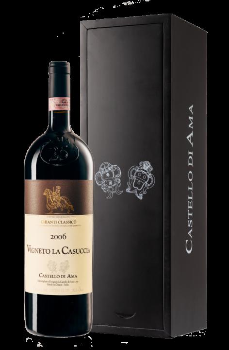 Chianti Classico Gran Selezione Vigneto La Casuccia, 1.5 л., 2006 г.