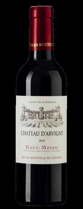 Chateau d'Arvigny, 0.375 л., 2015 г.