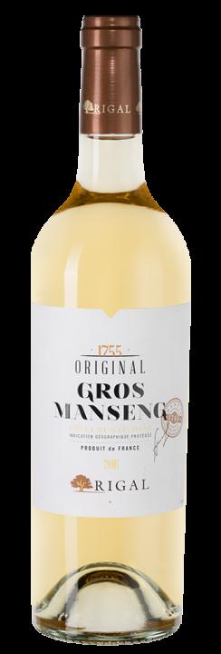 Gros Manseng, 0.75 л., 2016 г.