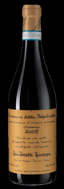 Amarone della Valpolicella Classico, 0.75 л., 2009 г.