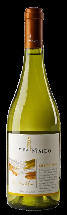 Chardonnay Mi Pueblo, 0.75 л., 2018 г.