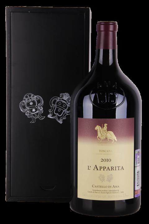 L`Apparita, 3 л., 2008 г.