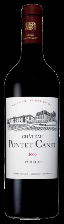 Chateau Pontet-Canet, 0.75 л., 2010 г.
