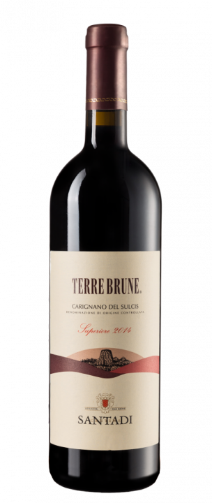 Terre Brune, 0.75 л., 2014 г.