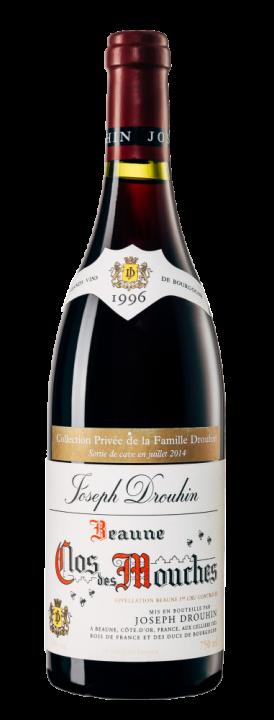 """Beaune Premier Cru """"Clos des Mouches"""" Rouge, 0.75 л., 1996 г."""
