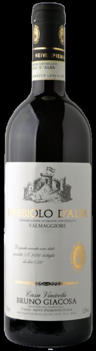 Nebbiolo d'Alba Valmaggiore, 0.75 л., 2015 г.