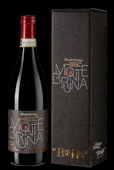 Montebruna, 0.75 л., 2016 г.