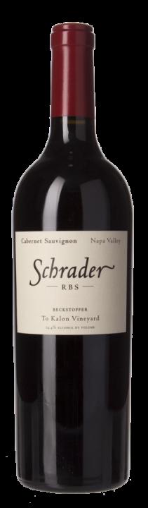 Schrader RBS Cabernet Sauvignon, 0.75 л., 2014 г.