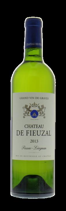 Chateau de Fieuzal Blanc, 0.75 л., 2012 г.