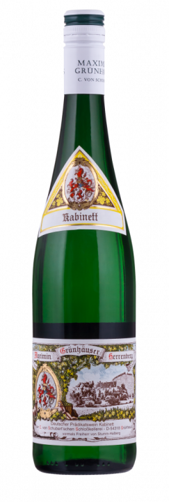 Riesling Herrenberg Kabinett, 0.75 л., 2014 г.