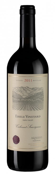 Eisele Vineyard Cabernet Sauvignon, 0.75 л., 2011 г.
