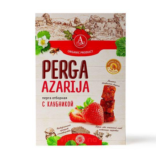Перга AZARIJA с клубникой