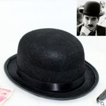 Костюм Чарли Чаплина (Котелок, усы, перчатки)