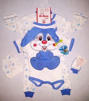 Комплект  5/ в 1 для малышей  9-12мес  №ФС055