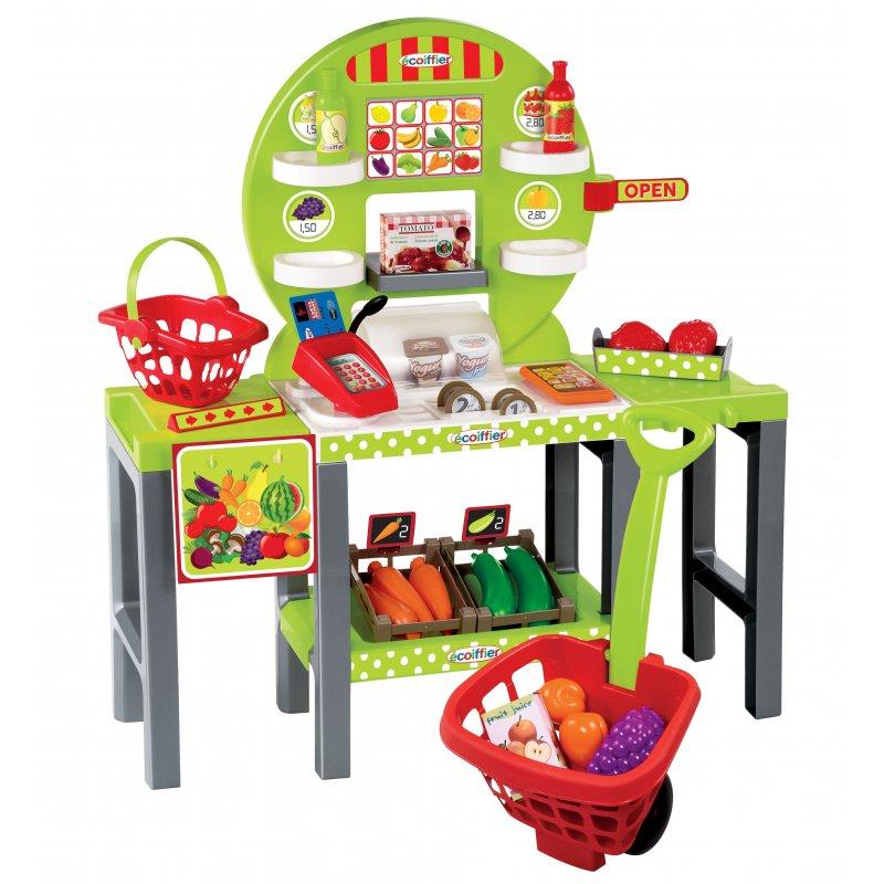 Игровой набор Ecoiffier Продуктовый супермаркет Chef 1747