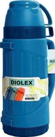 Термос со стеклянной колбой Diolex DXP