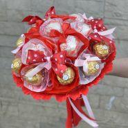 """Букет из конфет №730 """"Матрёшка"""""""