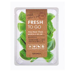 Fresh To Go Aloe Mask Sheet маска для лица 22 гр