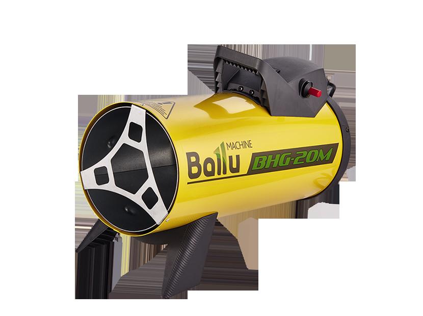 Газовая пушка Ballu BHG-20M