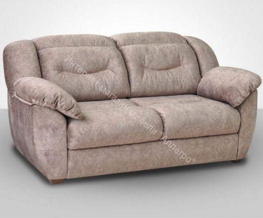 Вегас модульный прямой диван П1+БД+П2