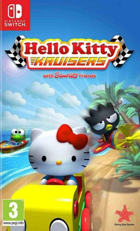 Игра Hello Kitty Kruisers (Nintendo Switch)