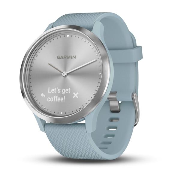 Часы Garmin  Vivomove HR морская пена