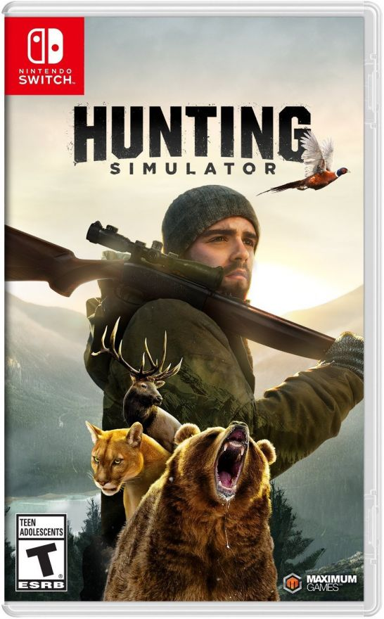 Игра Hunting Simulator (Nintedo Switch)