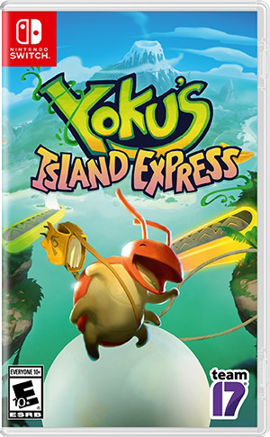Игра Yoku's Island Express (Nintendo Switch)
