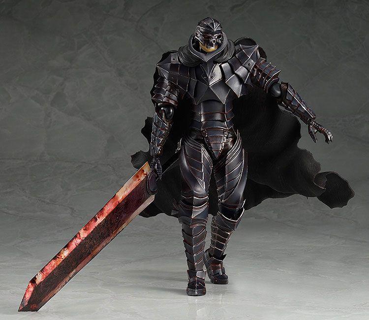 Figma Guts Berserker Armor Ver. Repaint Skull Edition
